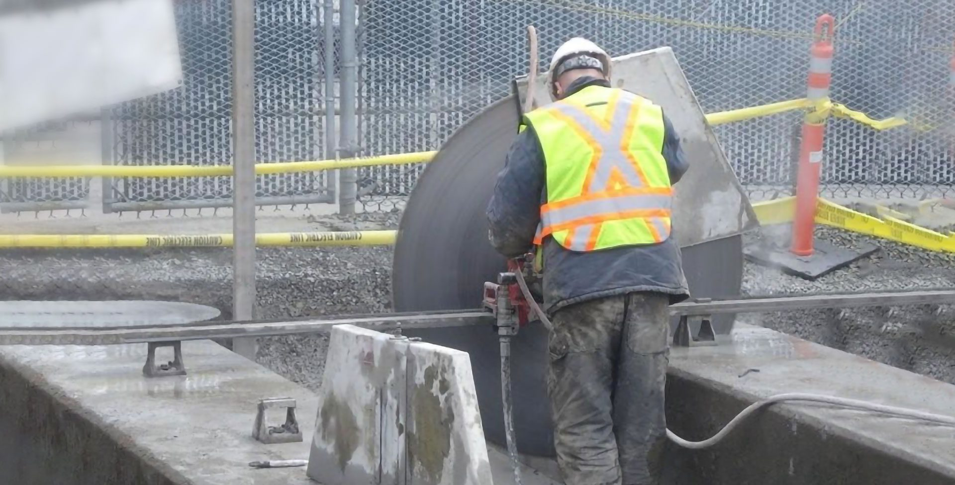 Concrete Cutting And Coring Calgary Edmonton Canwest